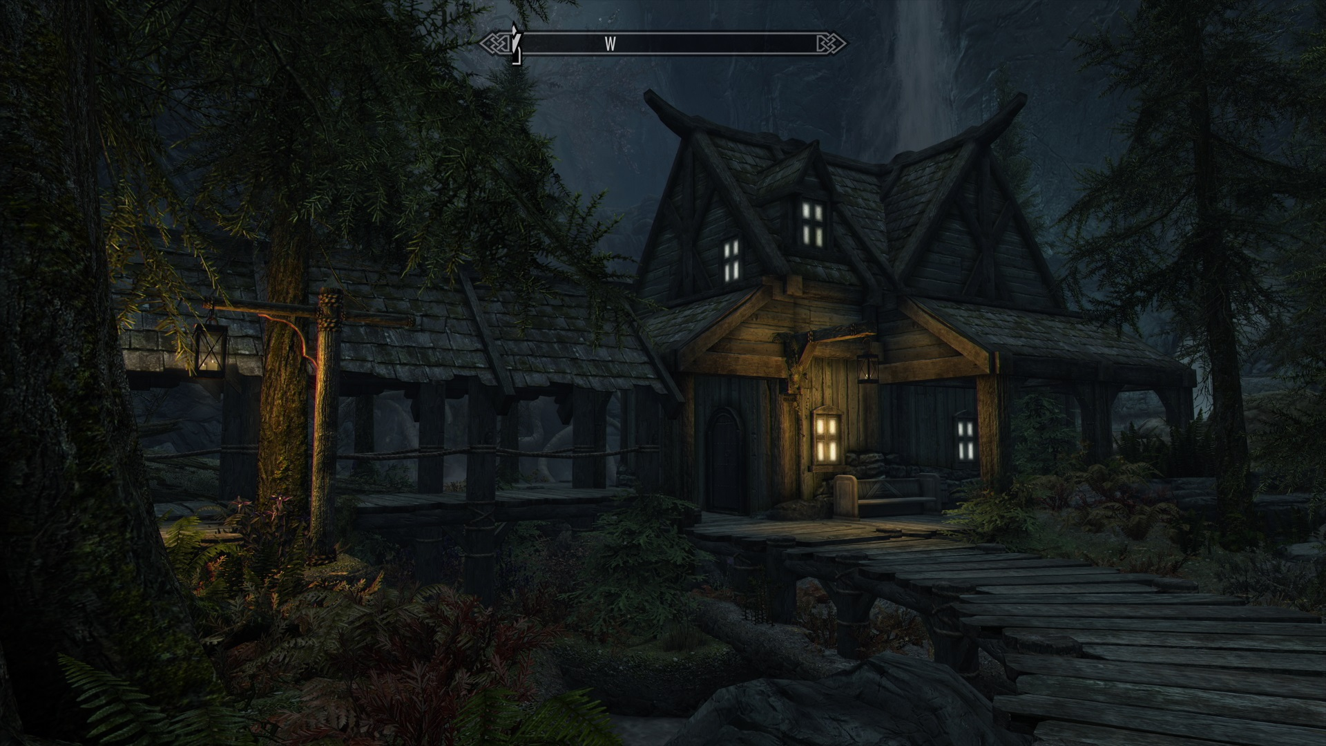 how to build a house in skyrim ps4