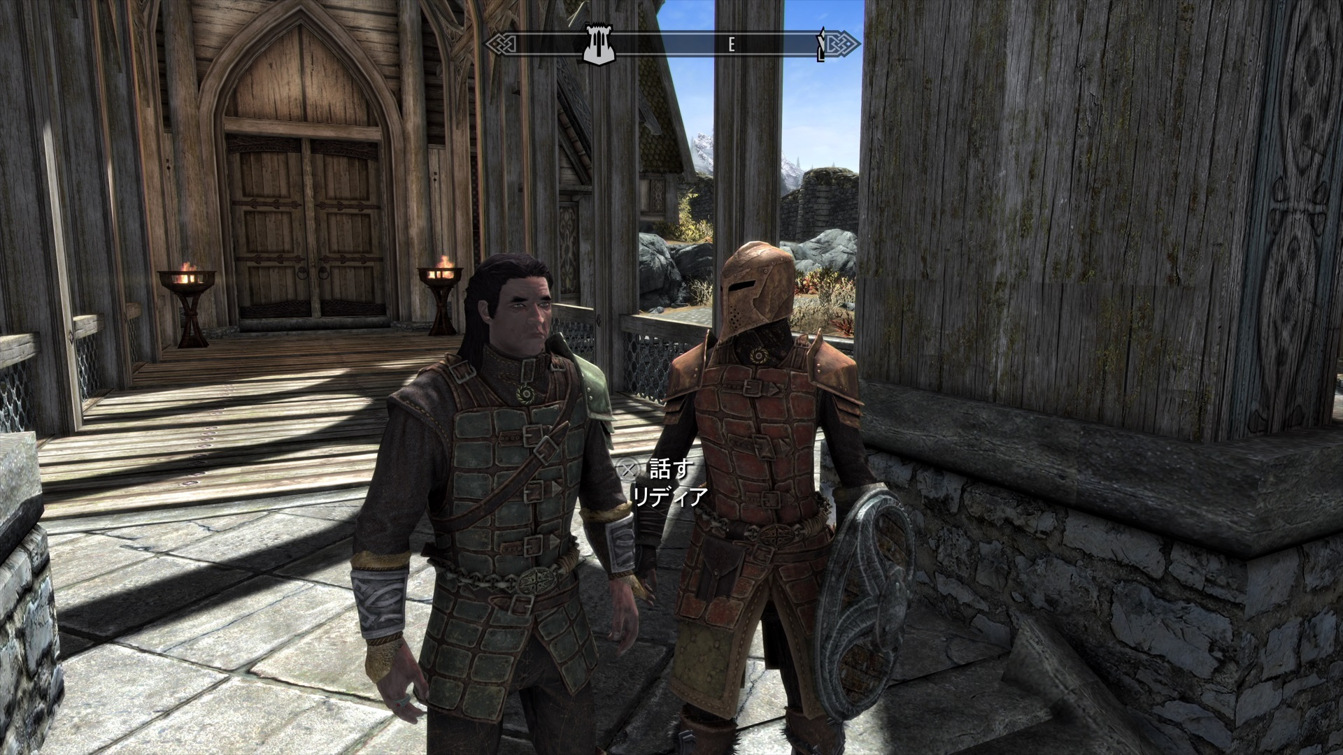 Dawnguard armor color variations ps4skyrim mod mod voltagebd Choice Image