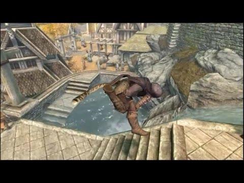 [PS4スカイリム]MOD紹介242 - ゲームの玉子様