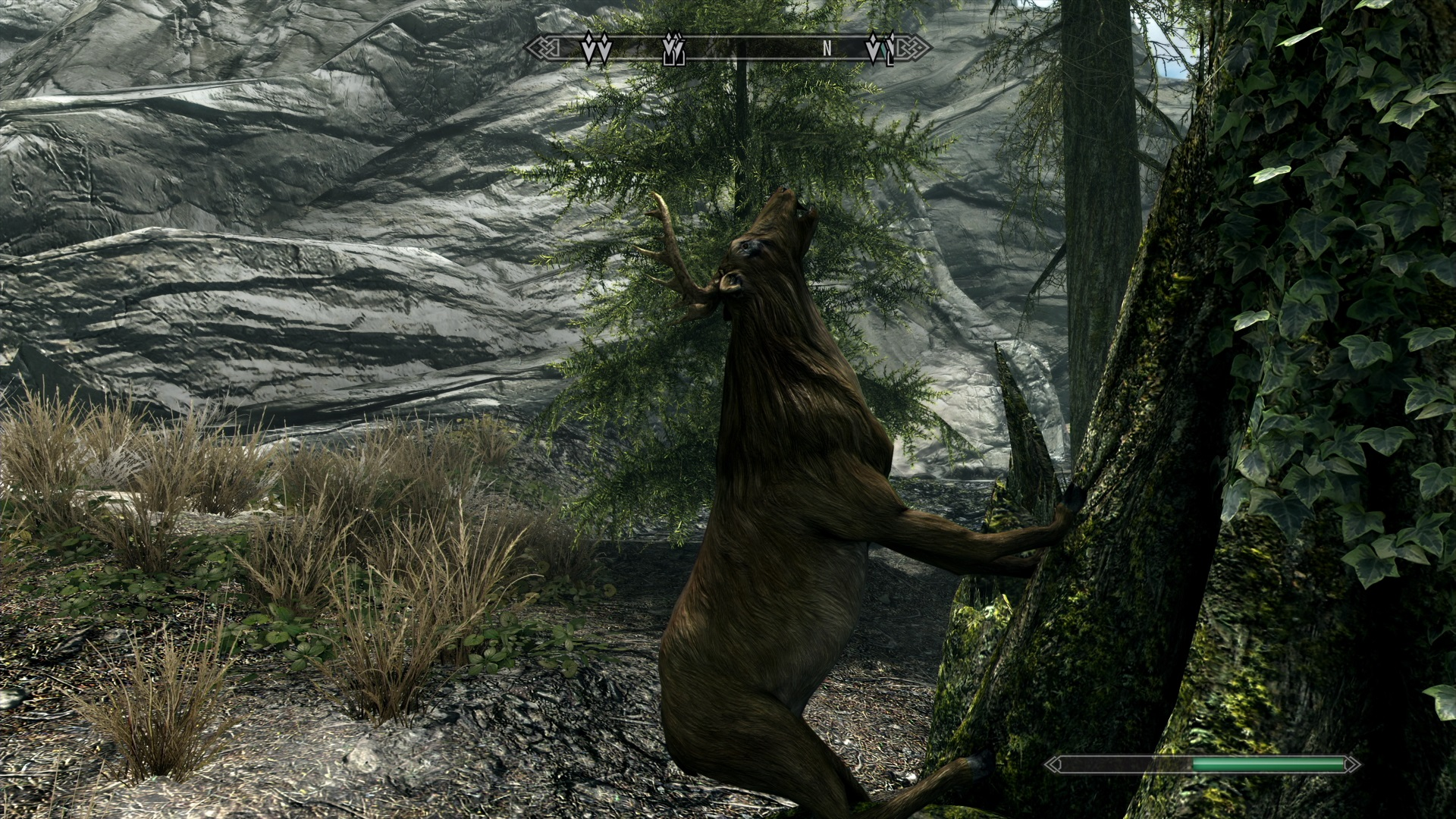 Martha: Deer Follower [PS4] - [PS4]Skyrim MOD