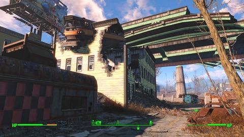 [Fallout4]スキルブック、『サウスボストンの闇酒場、隣』『ゼネラル・アトミックス工場』