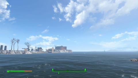 [Fallout4]スクリーンショット集その2!景色編