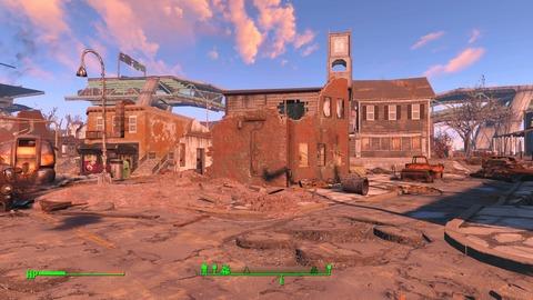 [Fallout4]ジャマイカ・プレインの財宝&ワークショップ