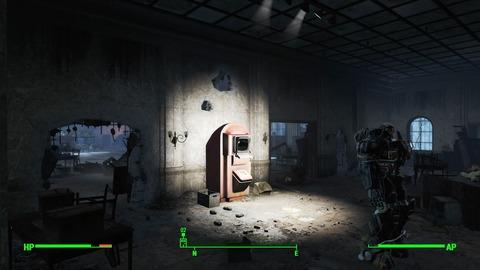 [Fallout4]スキルブック、ボブルヘッド、『ボストン公共図書館』