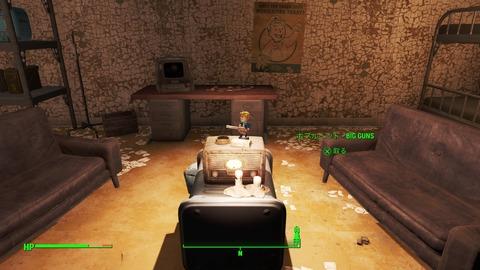 [Fallout4]ボブルヘッド、Vault95
