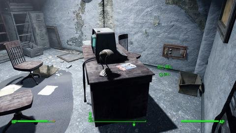[Fallout4]スキルブック、『BADTFL地方事務所』『湾岸警備隊の埠頭』