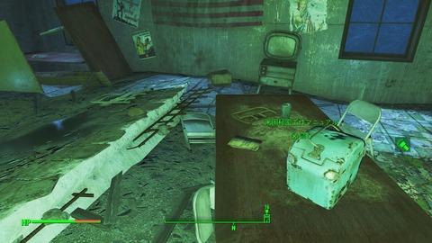 [Fallout4]スキルブック、パワーアーマー、ナショナルガード