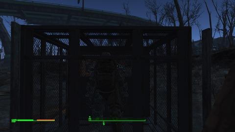 [Fallout4]パワーアーマー見つけた!!