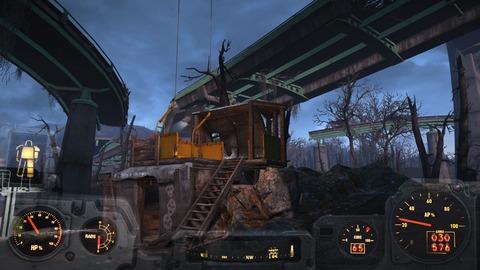 [Fallout4]スキルブック、パワーアーマー『マス・パイク・インターチェンジ』
