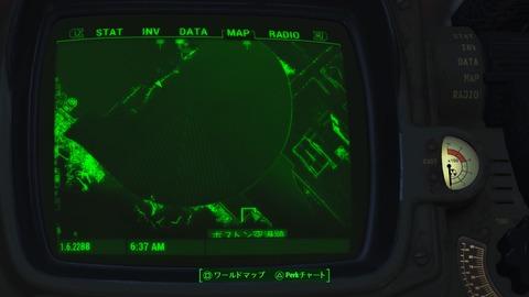 [Fallout4]ボストン空港。ワークショップの場所。