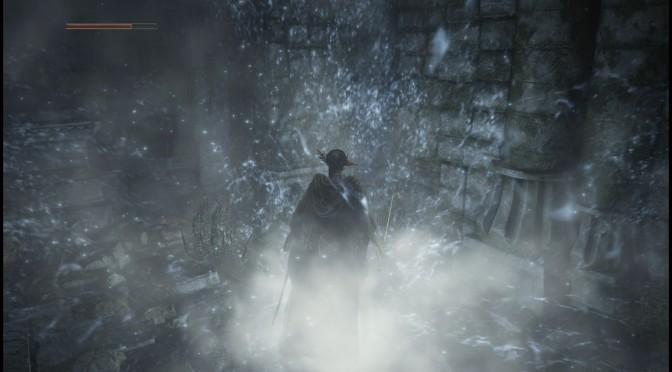[ダークソウル3]魔術見えない体、隠密、致死の水銀