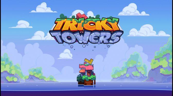 [フリープレイ]TRICKY TOWERSやってみた!!