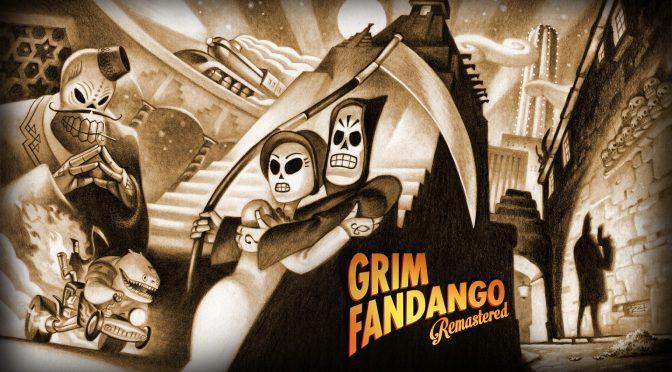 [フリープレイ]Grim Fandangoやってみた!!