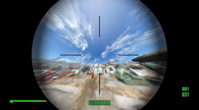 [PS4,Fallout4]MOD紹介32