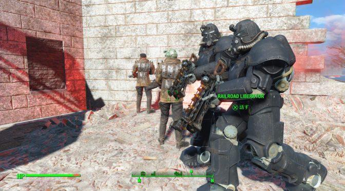 [PS4,Fallout4]MOD紹介52