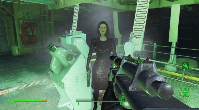 [PS4,Fallout4]MOD紹介54