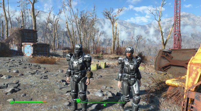 [PS4,Fallout4]MOD紹介55