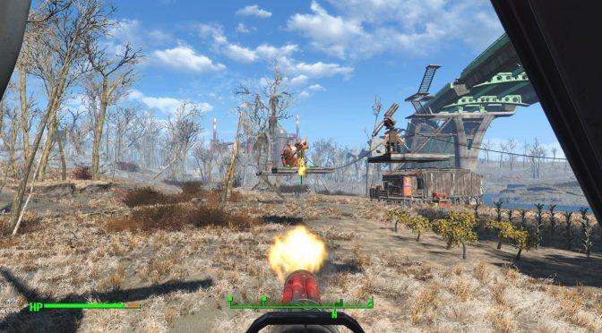 [PS4,Fallout4]MOD紹介56(仮)