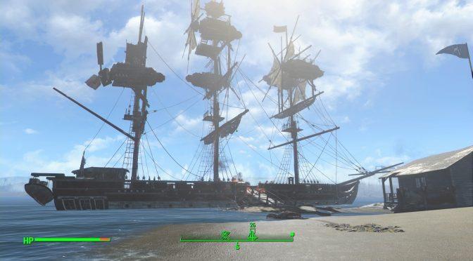 [PS4,Fallout4]MOD紹介57