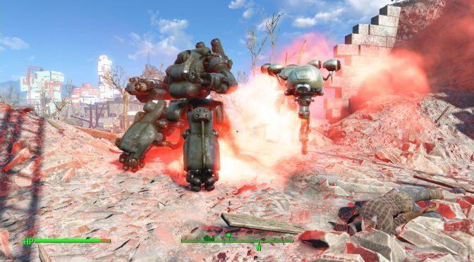 [PS4,Fallout4]MOD紹介60