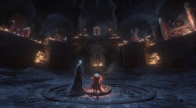 [ダークソウル3]DLC第2弾の準備!入口は・・・