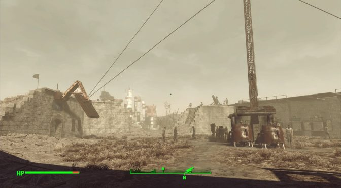 [PS4,Fallout4]MOD紹介73
