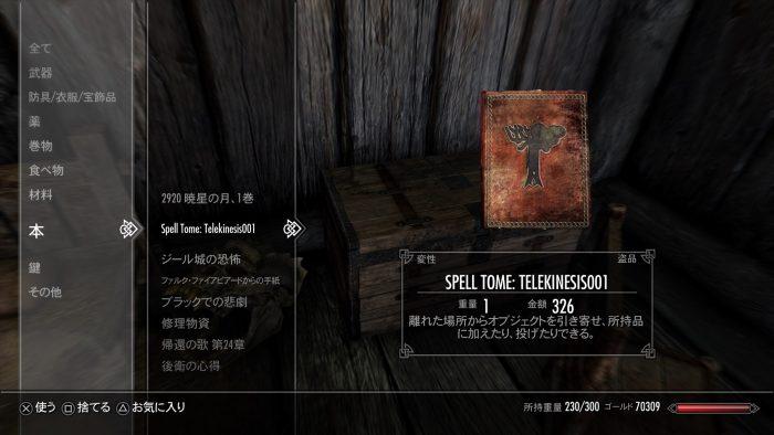 [PS4]Skyrim MOD