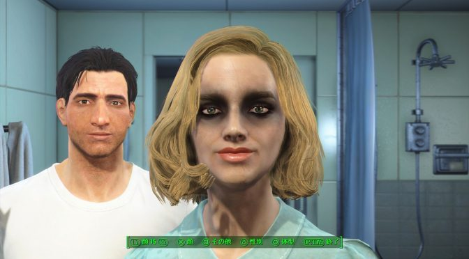 [PS4,Fallout4]MOD紹介75