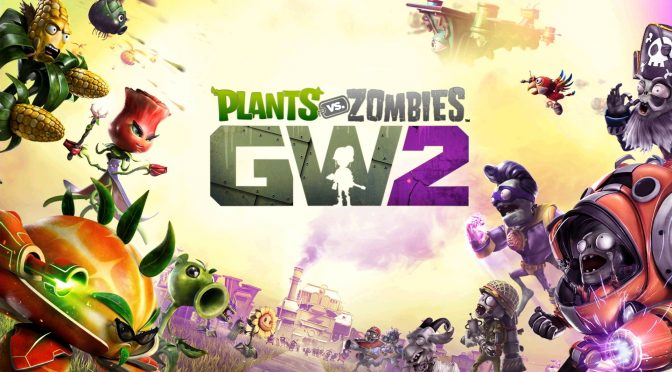 [体験版]Plants vs. zombies garden warfare 2やってみた!