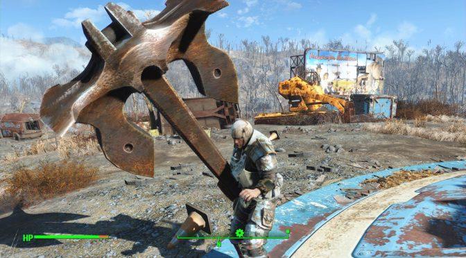 [PS4,Fallout4]MOD紹介80