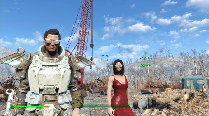 [PS4,Fallout4]MOD紹介83