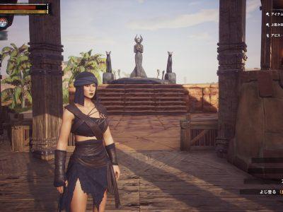 PS4『コナン アウトキャスト』中国/古代ローマ風 …