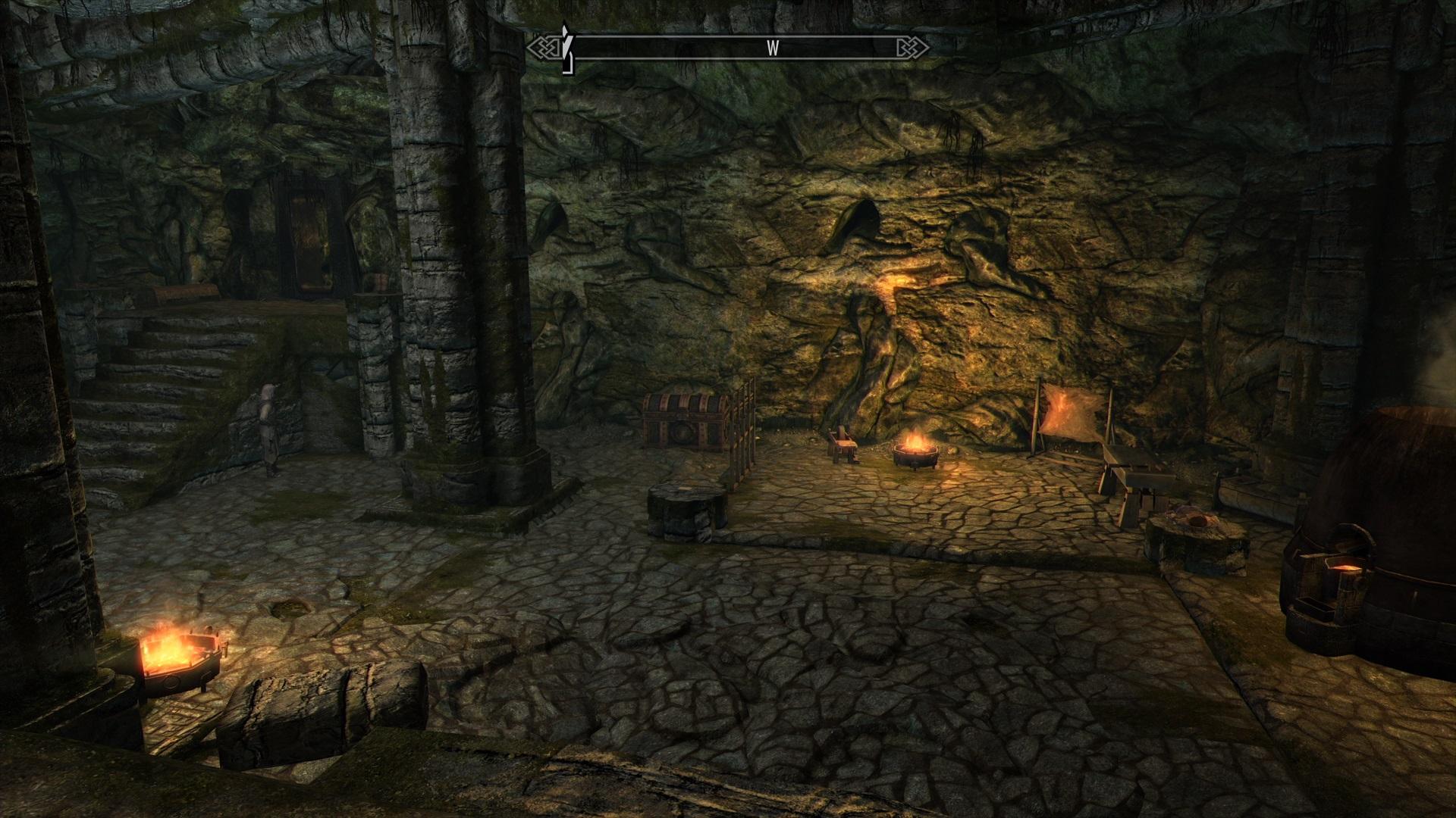 PS4スカイリム]MOD紹介209 - ゲームの玉子様