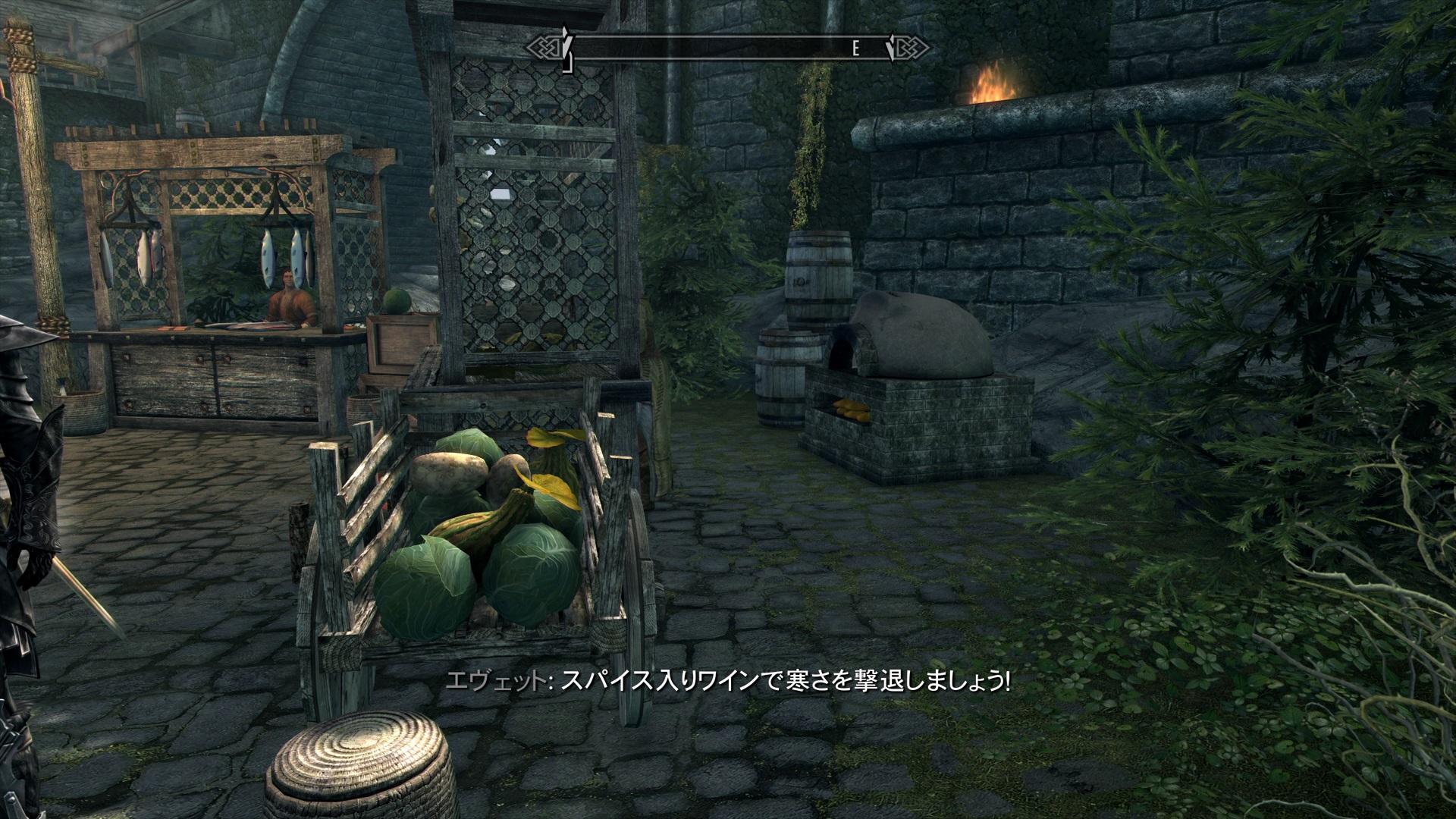 PS4スカイリム]MOD紹介222 - ゲームの玉子様
